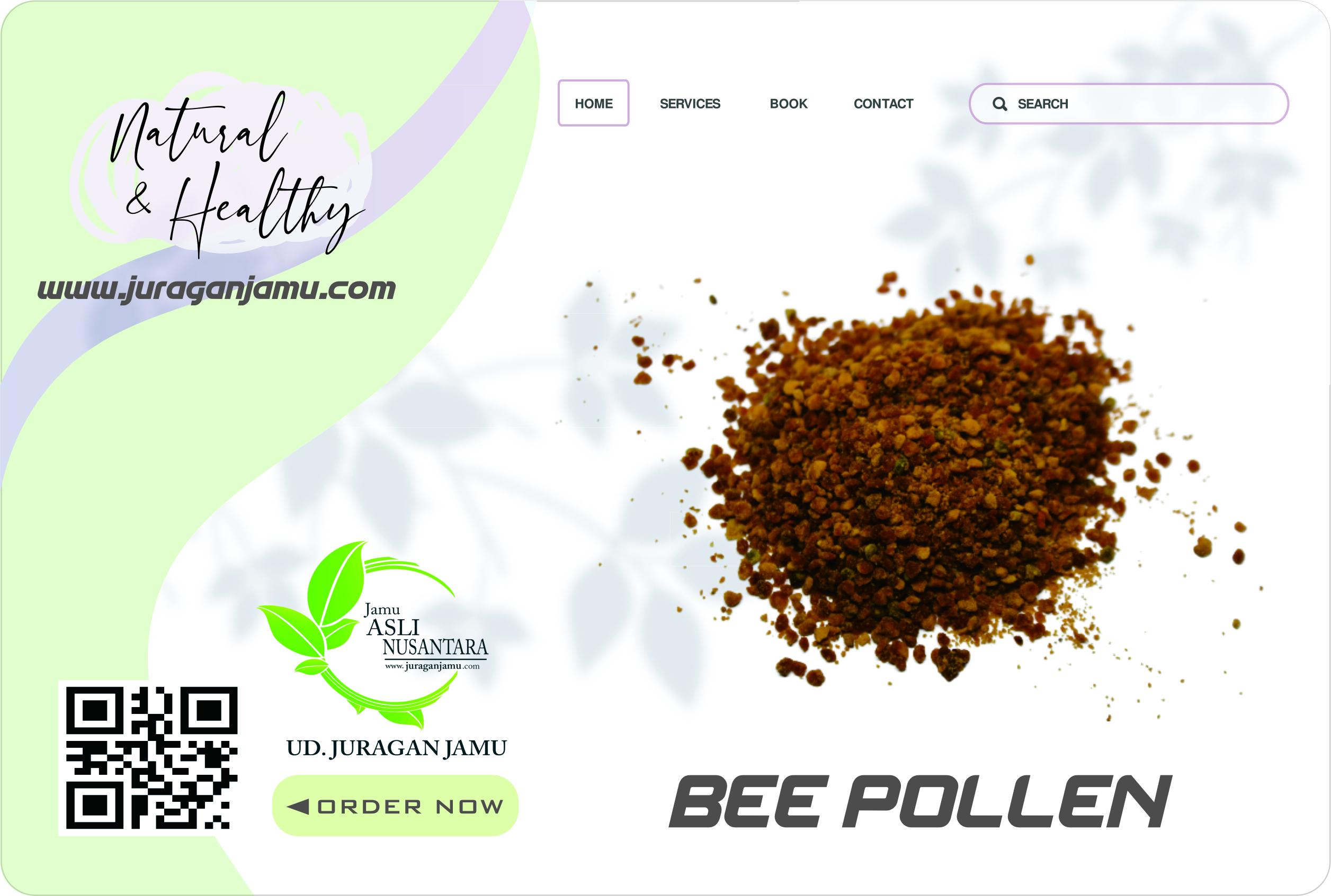 Jual Bee Pollen Eceran dan Grosir